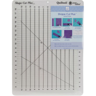 Shape Cut Plus Ruler