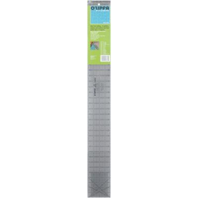 """O'Lipfa Lip Edge Ruler-4x36"""""""