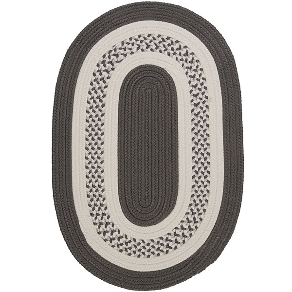Colonial Mills Lighthouse Reversible Braided Indoor Outdoor Oval Rug Jcpenney