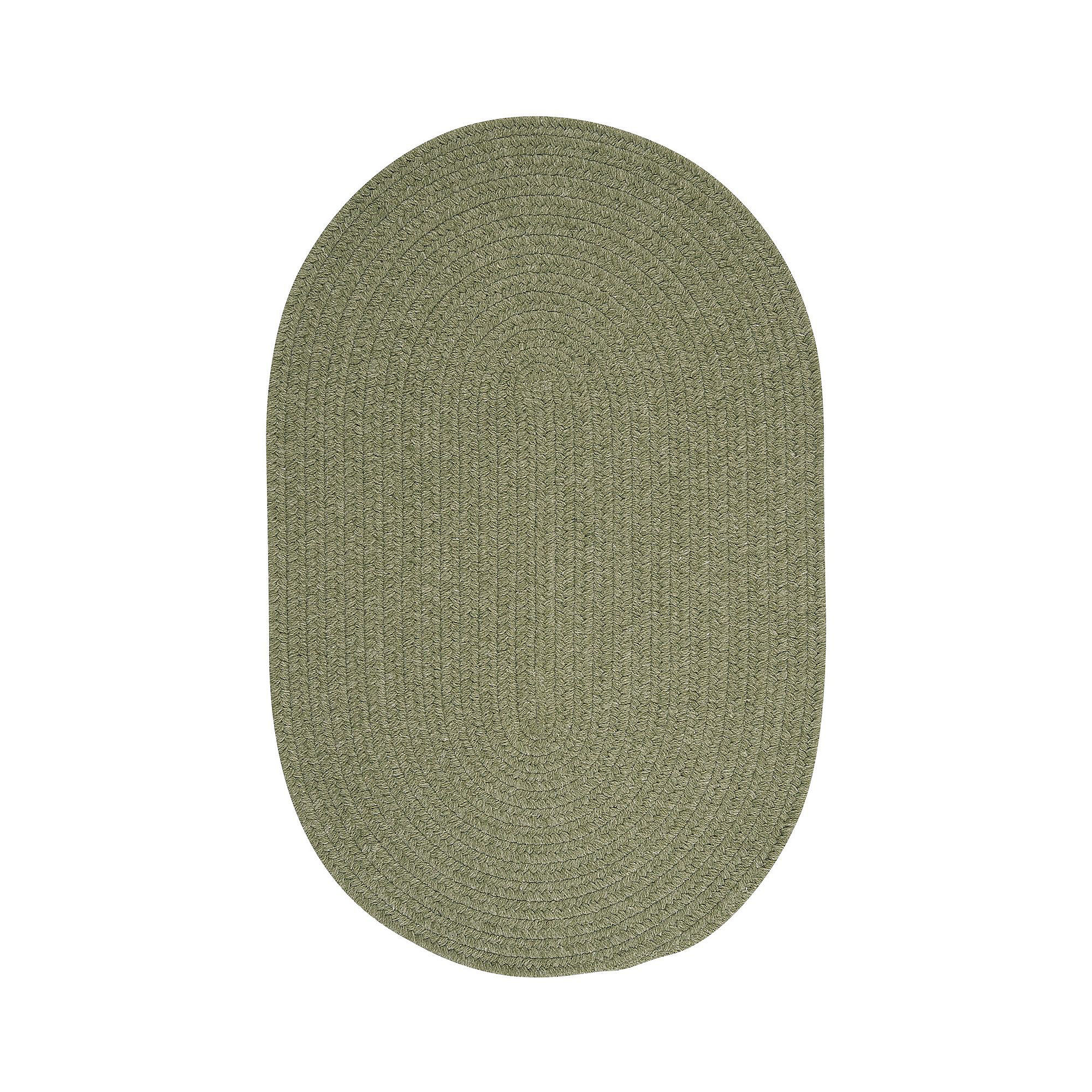 Colonial Mills Timberline Reversible Braided Oval Rug