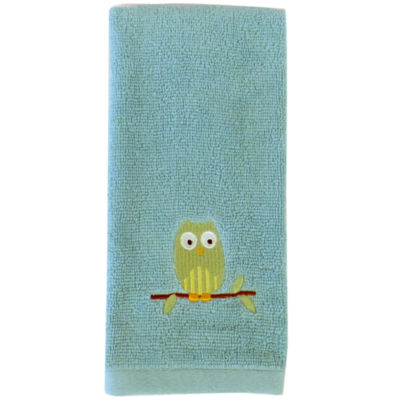 Owls Fingertip Towel