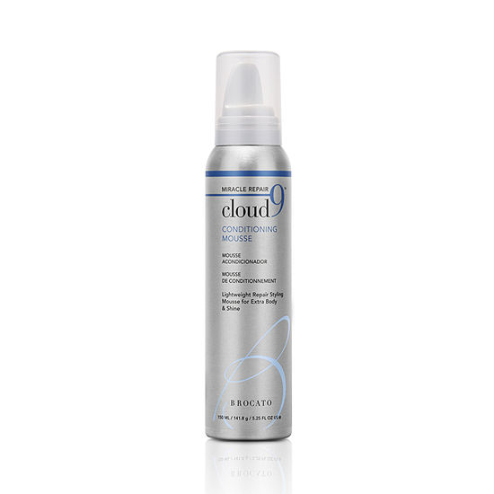brocato Cloud 9 Hair Conditioning Mousse-5 Oz.