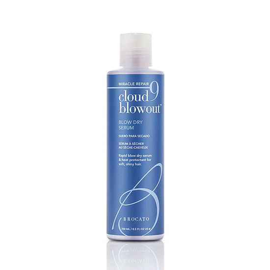 brocato Cloud 9 Blowout Blow Dry Serum Styling Product - 8.5 Oz.