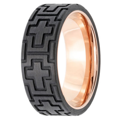 Mens 8mm Band