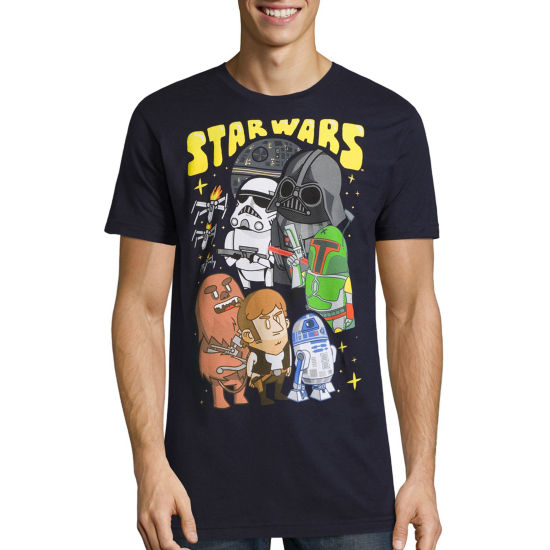 Star Wars Cute Graphic Tee