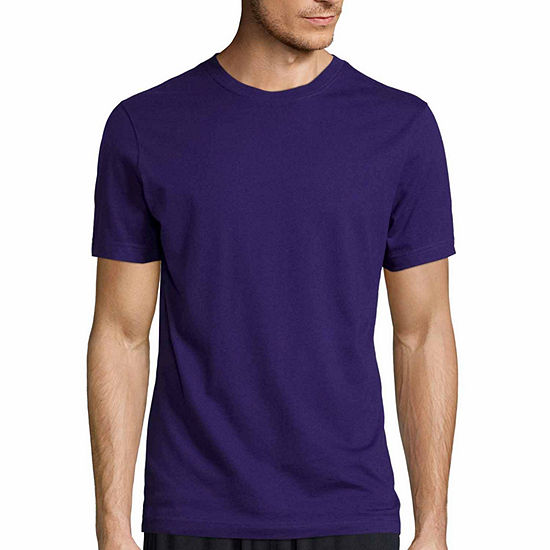 f91d12483199d Xersion™ Xtreme Short-Sleeve Cotton T-Shirt - JCPenney