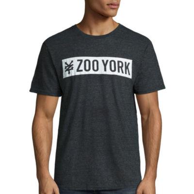 Zoo York Straight Core Plus SS Tee