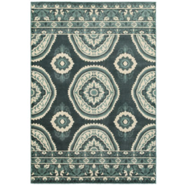 Covington Home Jana Rosetta Rectangular Rug