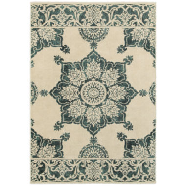 Covington Home Jana Medallion Rectangular Rug