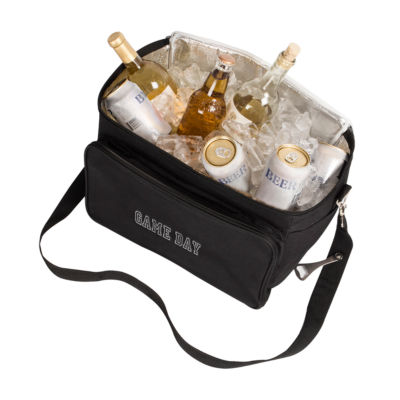 Cathy'S Concepts Game Day Tailgating Cooler With Grill Tool Set