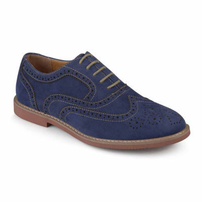 Vance Co Mens Lantz Oxford Shoes Lace-up Round Toe