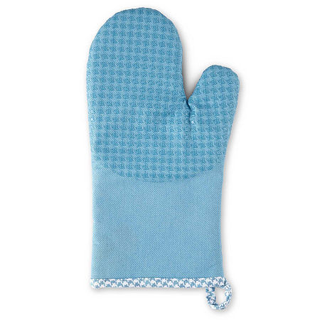 JCPenney Home Oven Mitt, One Size , Blue