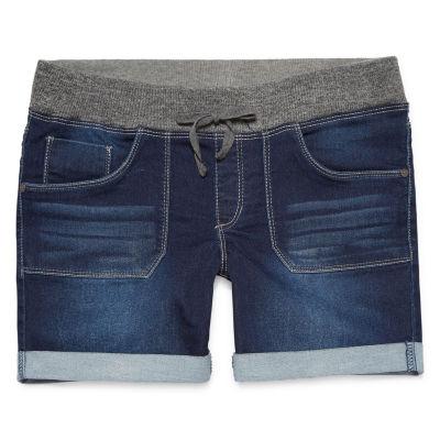 Arizona Midi Shorts-Big Kid Girls Plus