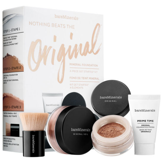 bareMinerals Nothing Beats the Original™ 4-Piece Get Started® Kit