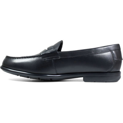Nunn Bush Drexel Mens Moc Toe Dress Penny Loafer Shoes