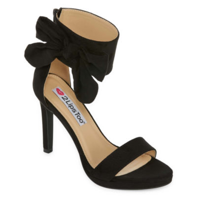 2 Lips Too Too Dawn Womens Heeled Sandals