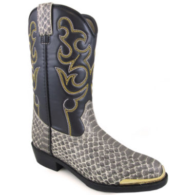Smoky Mountain Kids's Laramie Cowboy Boot