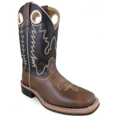 Smoky Mountain Kid's Blaze Cowboy Boot