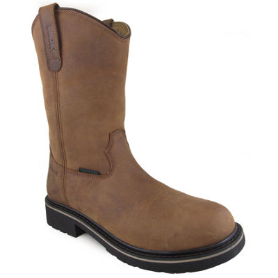 Smoky Mountain Kid's Scottsdale Leather Waterproof Boot
