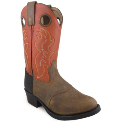 Smoky Mountain Unisex Kids Cowboy Boots