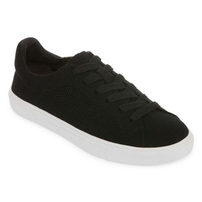 Pop Fanning Womens Sneakers Lace-up