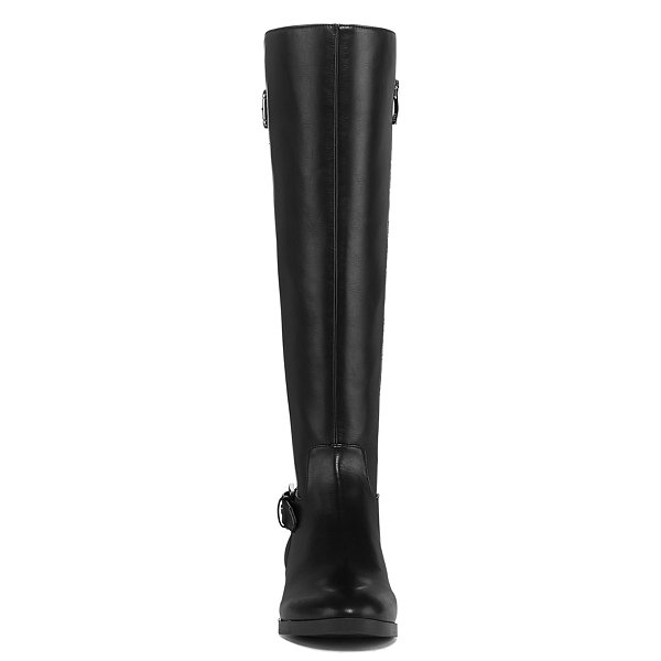 Liz Claiborne Dallas Womens Riding Boots Wide Calf
