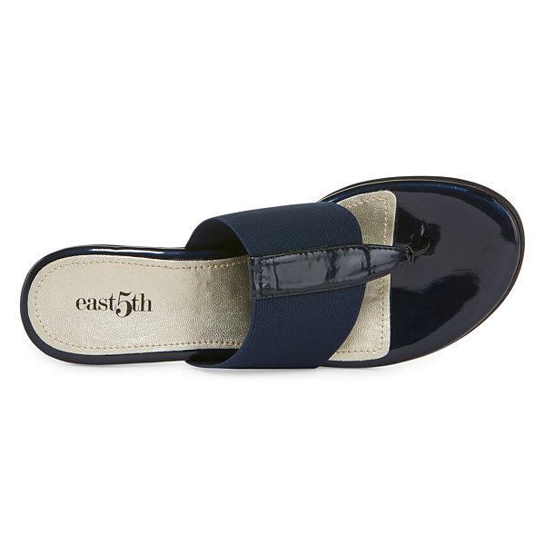 east 5th Oyster Womens Flat Sandals
