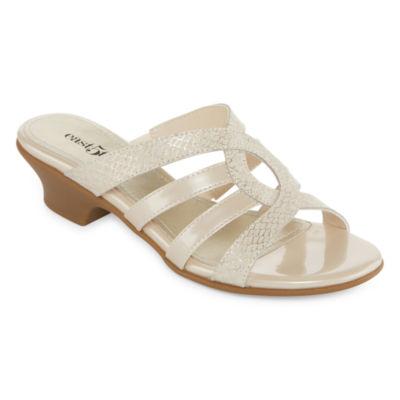 east 5th Elisha Womens Slide Sandals