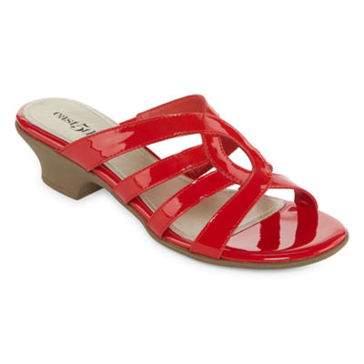 east 5th Womens Elisha Slide Sandals