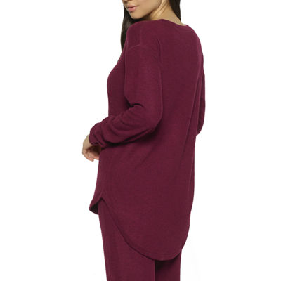 Jezebel Victoria Long Sleeve Crew