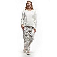 La Cera Knitted Flannel PJs 7d5e60a35