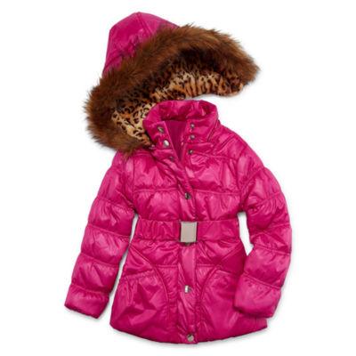 Heavyweight Puffer Jacket - Big Kid Girls