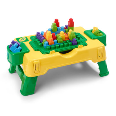 Crayola Kids@Work - Build and Draw Activity Table