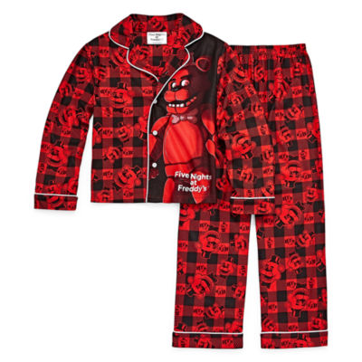 2-pack Five Nights at Freddys Pajama Set Boys