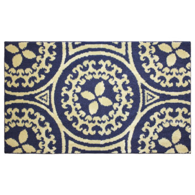 Jean Pierre Cut and Loop Mimosa Textured Decorative Rectangular Accent Rug