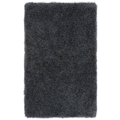 Vista Living Claudia Shag Rectangular Area Rug
