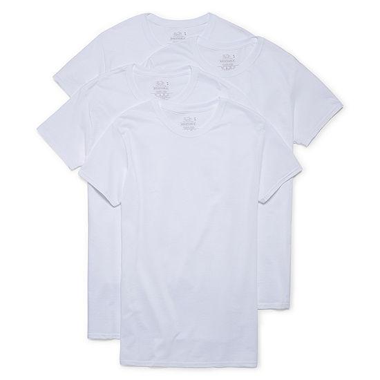 Fruit Of The Loom Breathable 31 Bonus Pair Short Sleeve Crew Neck T Shirt