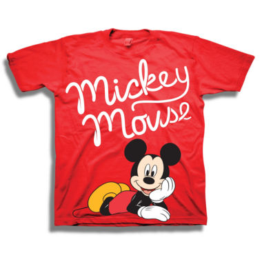 Toddler Boys S/S Mickey Mouse Graphic T-Shirt