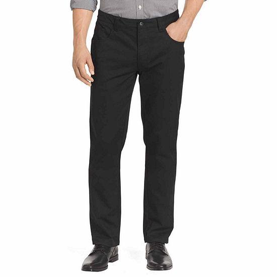 Van Heusen Flex Stretch 5 Pocket Pant Mens Slim Pant