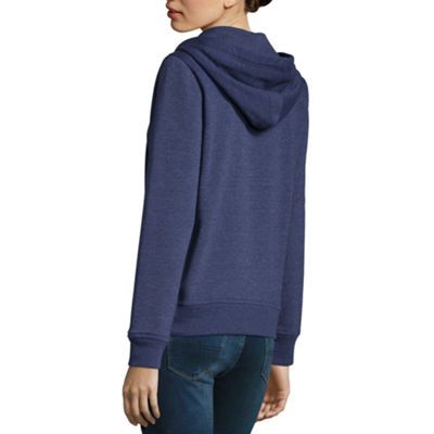 Us Polo Assn. Long Sleeve Fleece Hoodie-Juniors