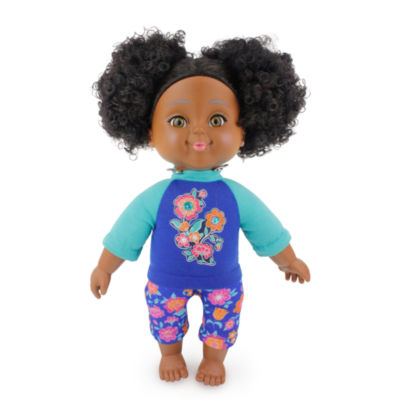 Funrise - Positively Perfect 14.5 Inch African American Toddler Doll, Aaliya
