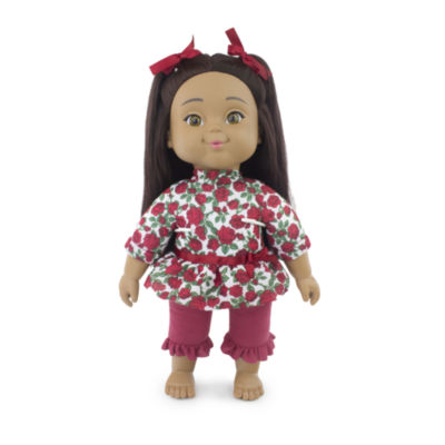 Funrise - Positively Perfect 14.5 Inch Latina Toddler Doll, Stella