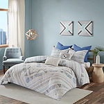 Urban Habitat Roxanne Cotton Reversible 7-pc. Reversible Comforter Set