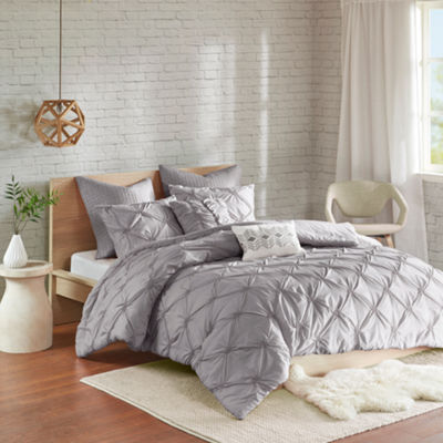Urban Habitat Callie Embroidered 7-pc. Comforter Set