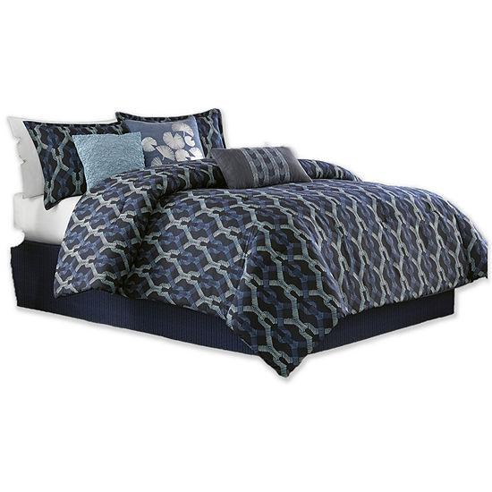 Dansk Axel 7-pc. Hypoallergenic Comforter Set