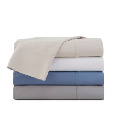 Under The Canopy Brushed Organic Cotton 300tc Sheet Set
