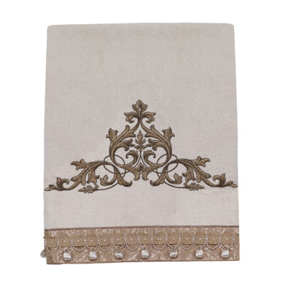 Avanti Monaco Embroidered Bath Towel Collection