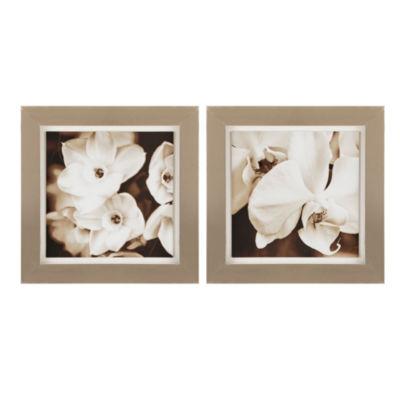 Madison Park Signature Timeless Love Framed Graphic 2-Pc. Canvas Art Set