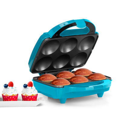 Holstein Housewares Holstein Housewares 6pc Cupcake Maker