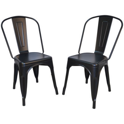 Aryan Stacking Chair Set